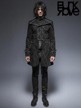 Mens Gothic Box Pleat Jacket