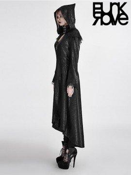 Gothic Dark Angel Long Coat
