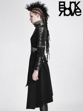 Dark Huntress Long Coat