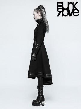 Military Inspired Long Coat