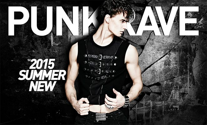 Punk Rave 2015 Mens Summer Series