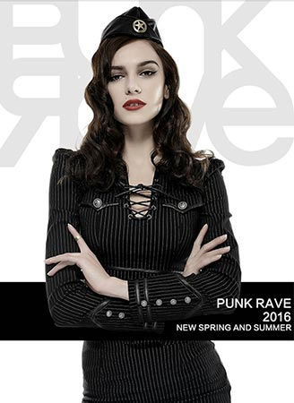 Punk Rave 2016 Womens Spring and Summer Collection